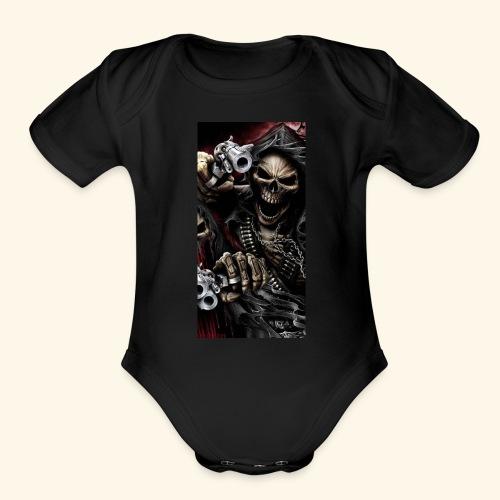 35462831 1014469632036292 8289764219650310144 n - Organic Short Sleeve Baby Bodysuit