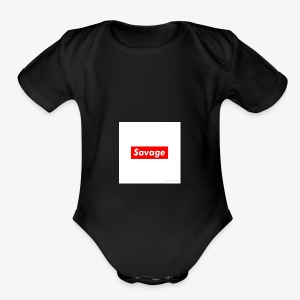 F386A76D A194 432C 9080 33532837DF65 - Short Sleeve Baby Bodysuit