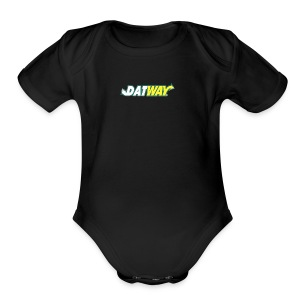 datway - Short Sleeve Baby Bodysuit