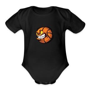 IMG 2293 - Short Sleeve Baby Bodysuit