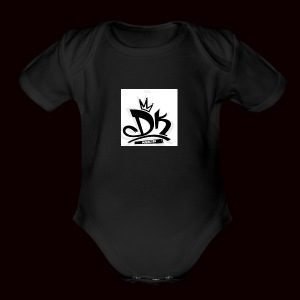 D&K Empire - Short Sleeve Baby Bodysuit