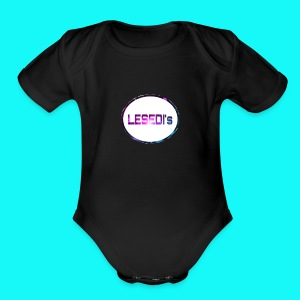 lM - Short Sleeve Baby Bodysuit