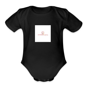 Youtube merch - Short Sleeve Baby Bodysuit