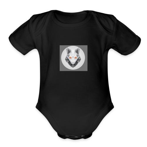 BF4058C7 250A 477D 9D3B 2FDA7BE0F96C - Organic Short Sleeve Baby Bodysuit
