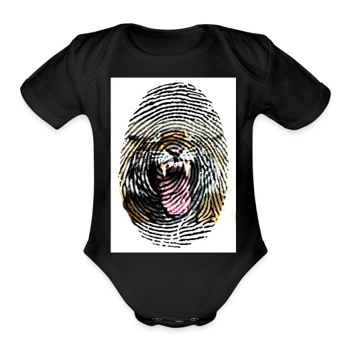 new_breed - Organic Short Sleeve Baby Bodysuit