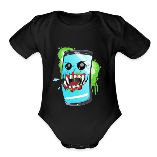 d12 - Organic Short Sleeve Baby Bodysuit