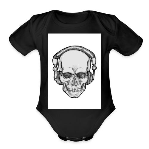 5D92EF1C 40EE 4FF6 AD76 EAC2EECAC8E0 - Organic Short Sleeve Baby Bodysuit