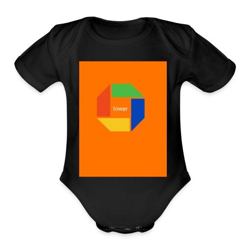 My merchandise shop - Organic Short Sleeve Baby Bodysuit