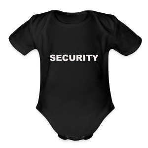 security baby outfit - Short Sleeve Baby Bodysuit