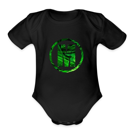 McMonster Productions - Organic Short Sleeve Baby Bodysuit
