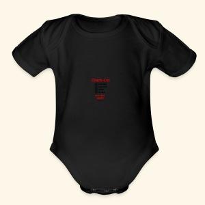 Still Serve - Short Sleeve Baby Bodysuit