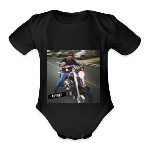 Joe 2 - Organic Short Sleeve Baby Bodysuit