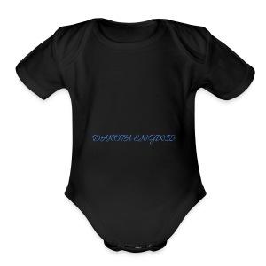 DAKOTA ENGWIS - Short Sleeve Baby Bodysuit