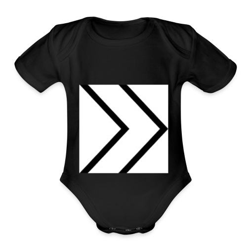 Myeisha - Organic Short Sleeve Baby Bodysuit