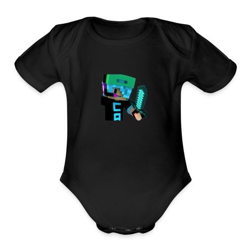 jes pro - Organic Short Sleeve Baby Bodysuit