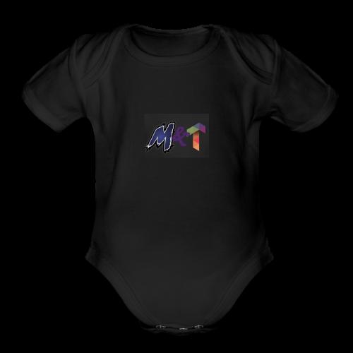 285ED1ED A663 45EC 820C C2946BCE4F8A - Organic Short Sleeve Baby Bodysuit