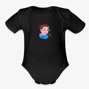 11x11merch - Short Sleeve Baby Bodysuit
