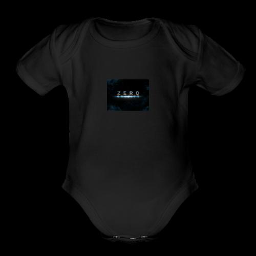 ZeroGravity - Organic Short Sleeve Baby Bodysuit