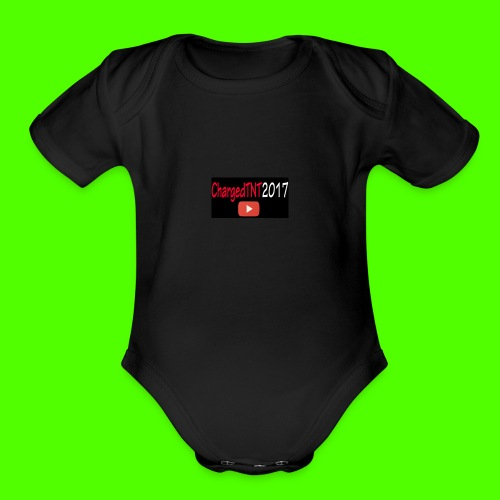 ChargedTNT 2017 - Organic Short Sleeve Baby Bodysuit
