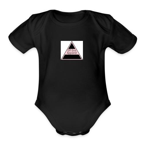 OGA - Organic Short Sleeve Baby Bodysuit