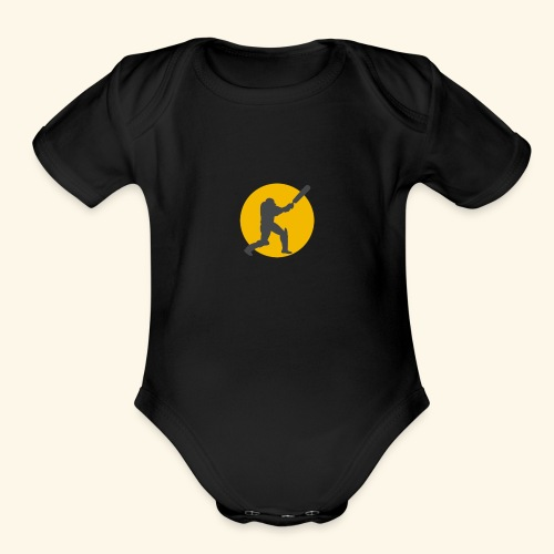 365cRIC - Organic Short Sleeve Baby Bodysuit