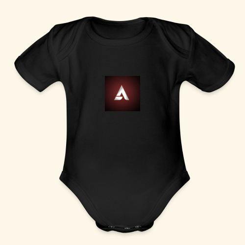 Ancient G - Organic Short Sleeve Baby Bodysuit