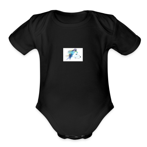 MERCH - Organic Short Sleeve Baby Bodysuit