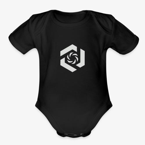 LilDawgTV - Organic Short Sleeve Baby Bodysuit