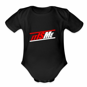 itISMe - 72 years of Indonesian independence - Short Sleeve Baby Bodysuit