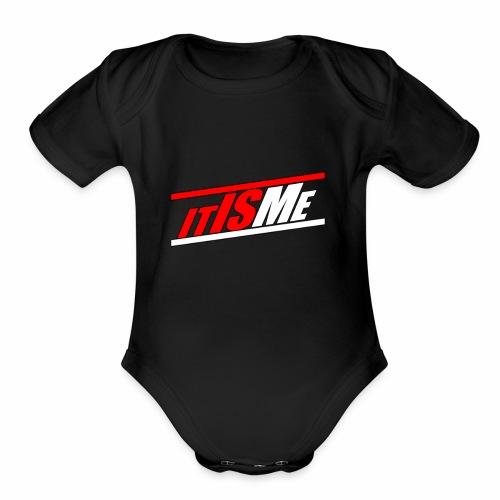itISMe - 72 years of Indonesian independence - Organic Short Sleeve Baby Bodysuit