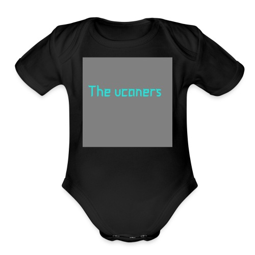 IMG 1298 - Organic Short Sleeve Baby Bodysuit
