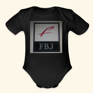 Original FBJ 2017 Merchandise - Short Sleeve Baby Bodysuit