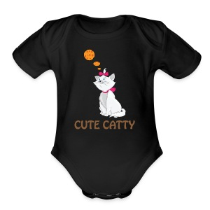 Untitled 2 - Short Sleeve Baby Bodysuit