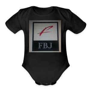 FBJArtzzz - Short Sleeve Baby Bodysuit