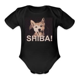 Bailee - Short Sleeve Baby Bodysuit