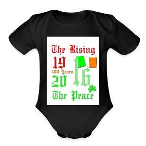 1916 Easter Rising - Short Sleeve Baby Bodysuit