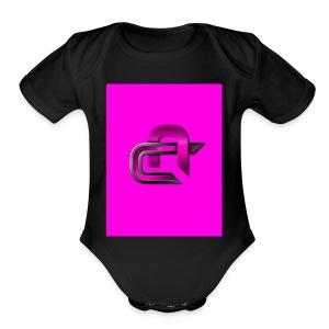 Game is life men t-shirt - Short Sleeve Baby Bodysuit