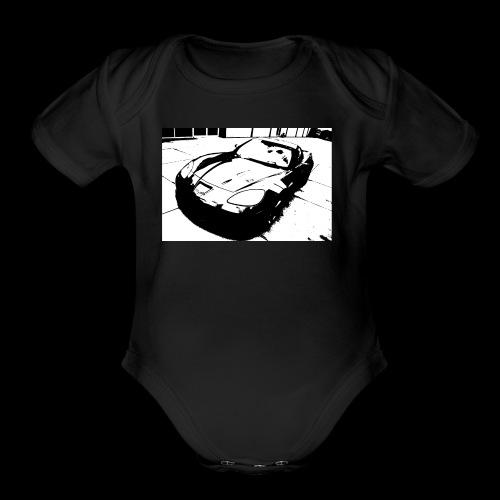 Grand Sport - Organic Short Sleeve Baby Bodysuit
