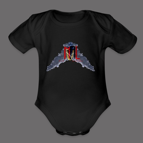 new age legendz - Organic Short Sleeve Baby Bodysuit