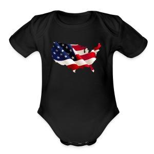 1331246 id 1331246 usa 7066x4506 - Short Sleeve Baby Bodysuit