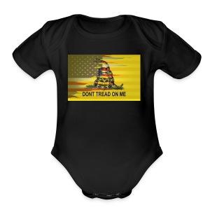 Gadsen/American Pride - Short Sleeve Baby Bodysuit