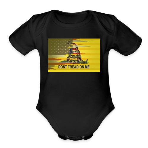 Gadsen/American Pride - Organic Short Sleeve Baby Bodysuit