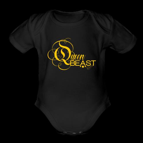 TEE - Organic Short Sleeve Baby Bodysuit