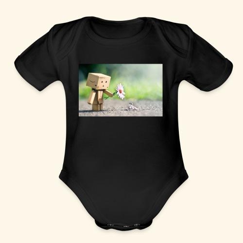 ca2ad5c353fd40cf36fd191a3d3a5777 - Organic Short Sleeve Baby Bodysuit