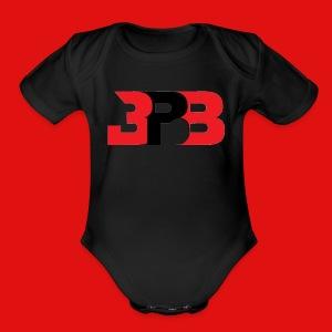 Original BPB Gear - Short Sleeve Baby Bodysuit