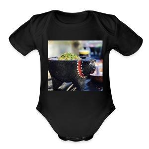 54E04330 8D6E 417D 96A3 F83703CD0986 - Short Sleeve Baby Bodysuit