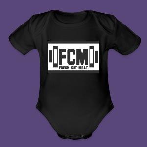 fcmmm - Short Sleeve Baby Bodysuit