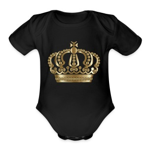 KingAH Gaming - Short Sleeve Baby Bodysuit