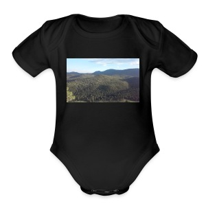 bp - Short Sleeve Baby Bodysuit