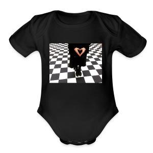IMG 2624 - Short Sleeve Baby Bodysuit
